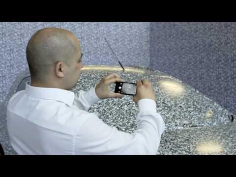 Neue 3D-Folie hilft mittels optischer Täuschung bei der Tarnung von Ford-Erlkönigen