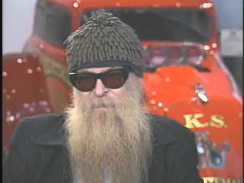 Billy Gibbons of ZZ Top is Car Crazy