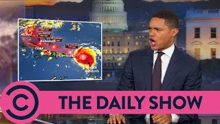The Deal-Maker Finally Makes A Deal - The Daily Show | Comedy Central
