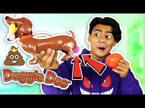 THE FUNNIEST GAME ON EARTH! (Playing With Doogie Doo)