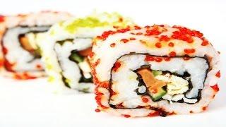 Приготовление суши онлайн