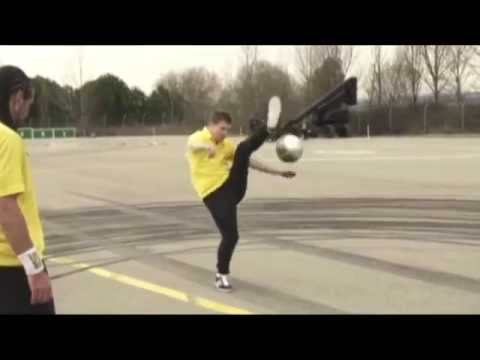 Andrew Anderson, Freestyle Football Amazing