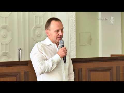 Телеканал Новий Чернігів: Вітання будівельників з професійним святом