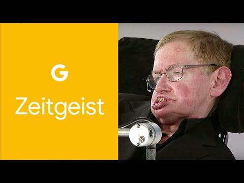 Unified Theory - Stephen Hawking at European Zeitgeist 2011