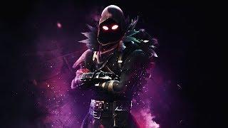 NEW RAVEN SKIN FORTNITE BATTLE ROYAL!! #BulletSquad
