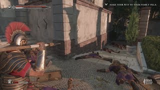 Part 14 RYSE Son Of Rome: Chopping Off Legs! Walkthough Lets Play Guide