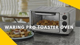 Waring Pro Toaster Oven Review | Top Warning Pro Oven Review