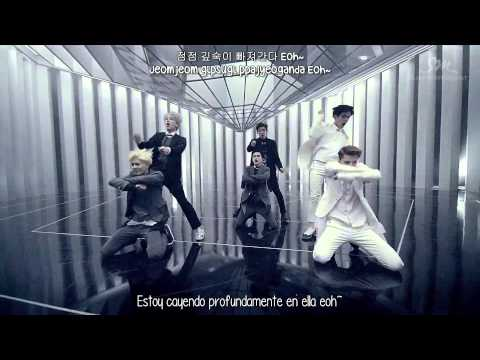 EXO-K - Overdose MV [Sub Español+Hangul+Romanización]