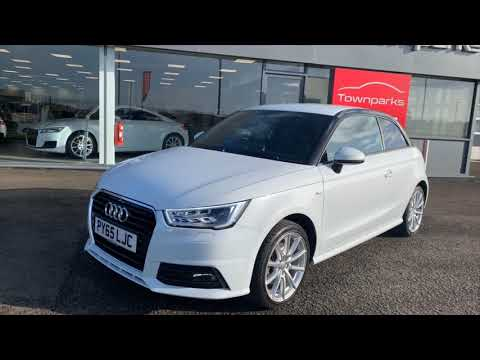 Audi A1 TDI S LINE ONLY 26K XENON PLUS HEADLIGHTS ZERO ROAD TAX from YouTube · Duration:  33 seconds