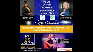 The Well CWN & Women Alive