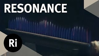 Visualising Resonance - Christmas Lectures with Leonard Maunder