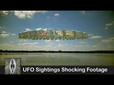 UFO Sightings Shocking Footage March 25th 2017