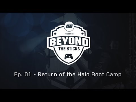 Beyond The Sticks Ep. 01 - The Return of the Halo Boot Camp