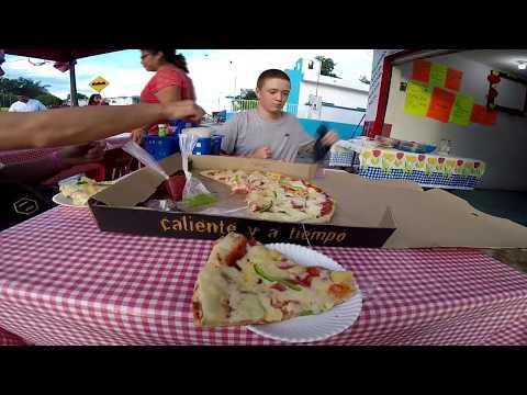 🌵 Mexico 2017 - Nuevo Xcan, Zaragoza - The best Tacos, Pizza