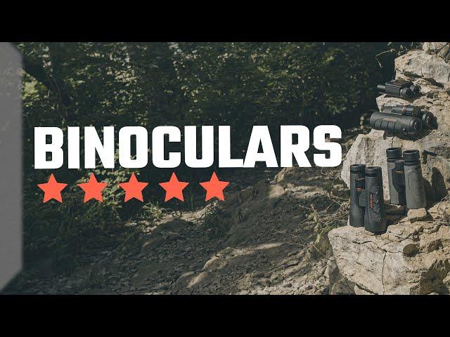 Binoculars from Athlon Optics 2020