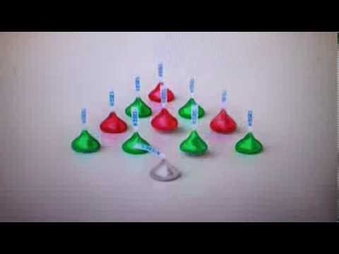 Hershey's Chocolates- We Wish You A Merry Christmas - YouTube