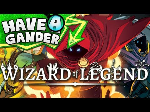 Wizard Of Legend - Have A Gander