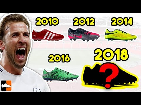 Kane's New Boots & EVERY Cleat He Has Worn Ever!!