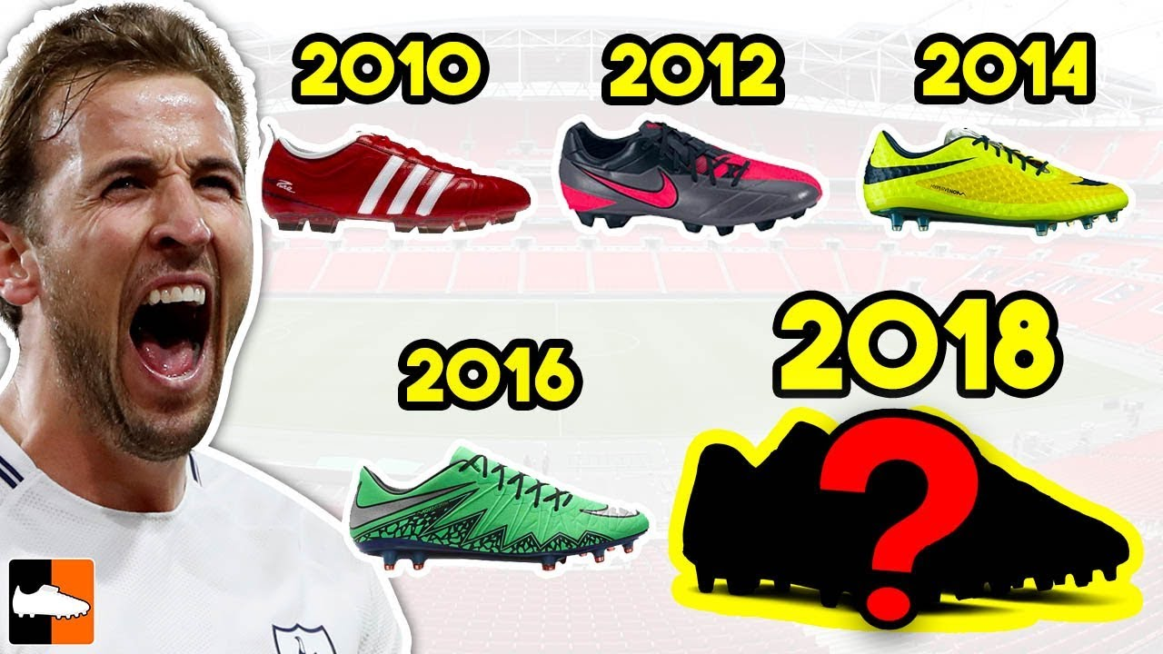 What Football Boots Does Harry Kane Wear