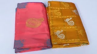 Pure 100% UPPADA Pattu Sarees with Price | Narimani Saree Weavers Society | SumanTv