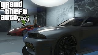 GTA 5 Import/Export 60 Car Garage | How To Use Custom Auto Shop In 60 Car Garage