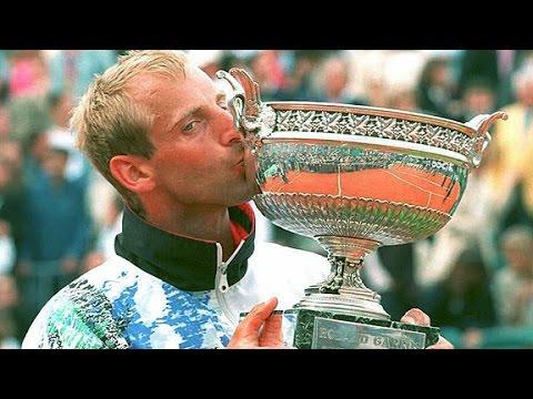 Was blieb von Thomas Musters Triumph bei den French Open 1995