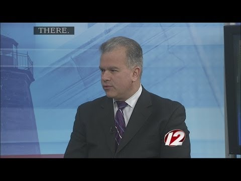 Newsmakers 4/4/2014: House Speaker Nicholas Mattiello, House Majority Leader John DeSimone