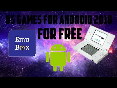 How To Play NDS Games On Android FOR FREE 2018