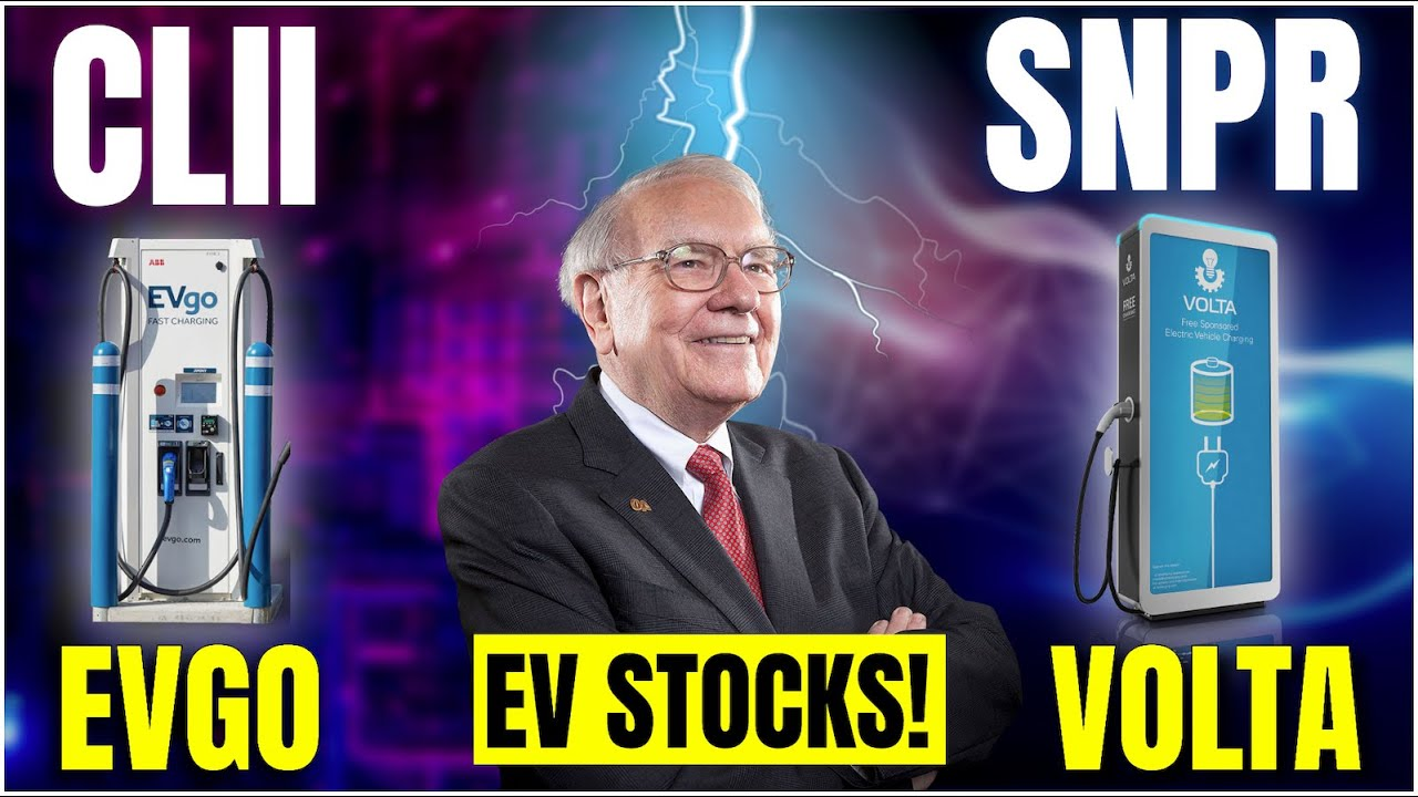 Download SNPR Stock (Volta) and CLII Stock (EVgo): Review and Price Prediction