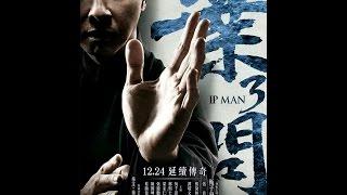 Ip Man 3 - Movie Review