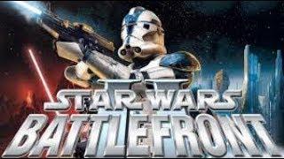 Star Wars: Battlefront II   НостальG #12   [RETRO GAME] [HD] [RU]