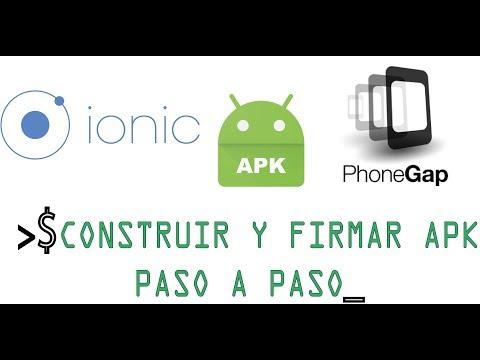 como-construir-y-firmar-una-aplicación-android-con-ionic-y-phonegap-paso-a-paso