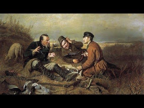 Особенности национальной охоты