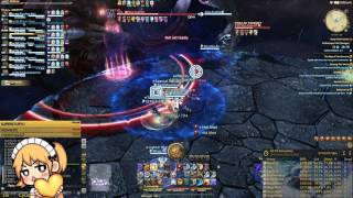 FFXIV: Deltascape V4.0 (Savage) O4S [MCH PoV] First clear on MCH