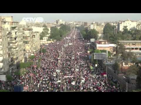 Egyptian President Vows to Finish off The Muslim Brotherhood