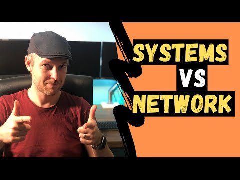 SYSTEMS ENGINEER Vs NETWORK ENGINEER | What Are The Differences