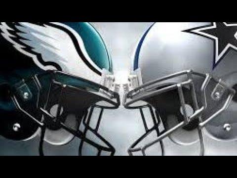 Philadelphia Eagles (6-6) Vs Dallas Cowboys (7-5) REACTION