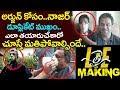 Nasser Duplicate Face Making Video    Lie Movie Making Video    Nithin, Arjun, Nasser