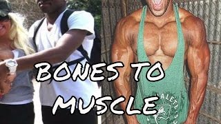 5 Year Transformation | Bones To Muscle