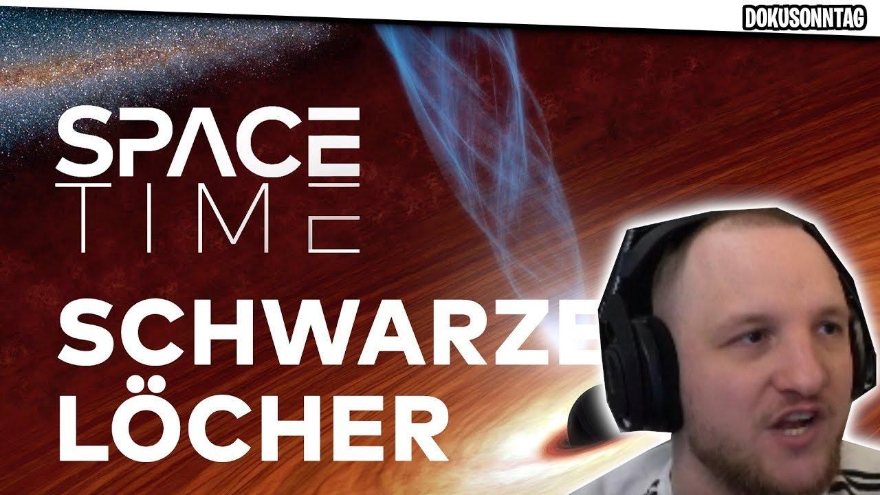 Die Reise zum Schwarzen Loch | SPACETIME Doku - REAKTION | ELoTRiX Livestream Highlights