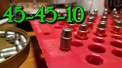 45-45-10 Cast Bullet Lube Done Right! (Tumble Lube)