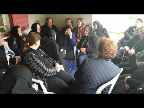 Sivas İmranlı Topallar Köyü Hasan ŞAHİN Cenaze Ağıt