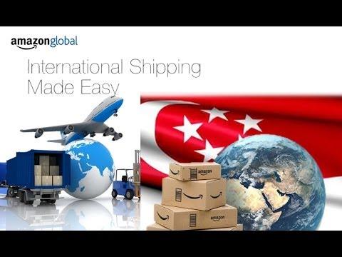 Amazon Free Shipping to Singapore