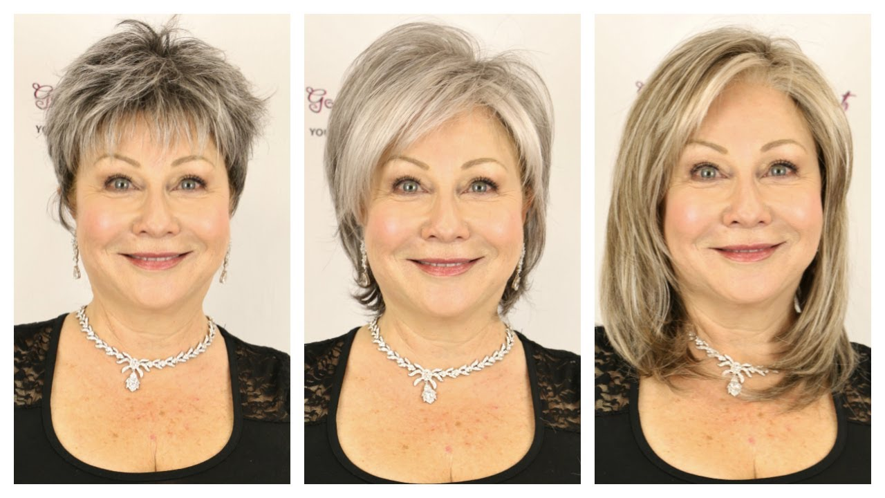 07a41a7bb75 Top 14 Grey Wigs and Grey Hair Pieces