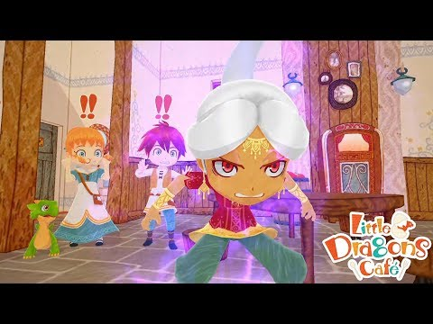 SAMMELN LVL 10! | Little Dragons Café ( Let`s Test Teil 3/3) thumbnail