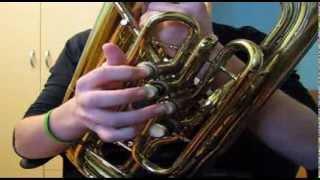 Alpski Kvintet - Gorjanska polka (bariton solo)