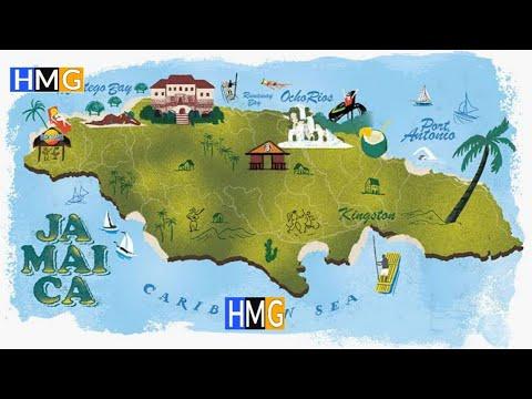 Historia ya nchi ya jamaica