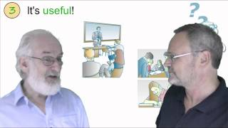 GEN102 - 5 Reasons for Linguistics with David Crystal
