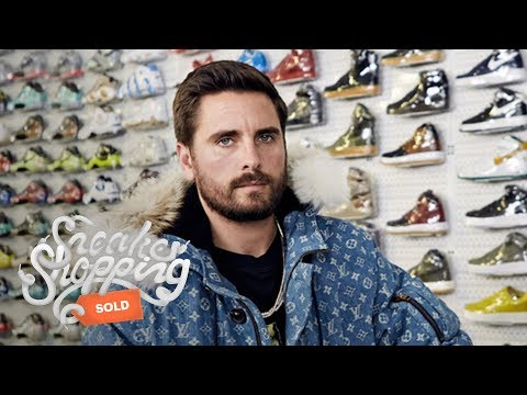 Download Youtube: Scott Disick Goes Sneaker Shopping With Complex