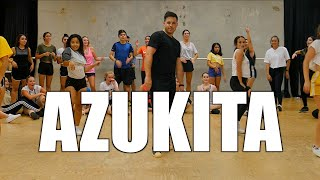 AZUKITA - Steve Aoki, Daddy Yankee & Elvis Crespo Dance Choreography | Jayden Rodrigues